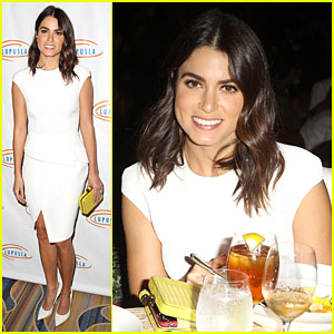 Nikki Reed: Lupus LA Hollywood Bag Ladies Luncheon!