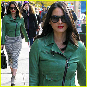 Olivia Munn: Check Out My Friends' New Fashion Line!