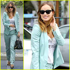 Olivia Wilde: Love Is My Religion!