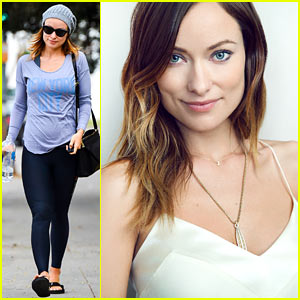 Olivia Wilde on Planning Her Wedding: I Trust My Eye!