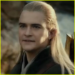 Orlando Bloom: 'Hobbit: The Desolation of Smaug' New Trailer!