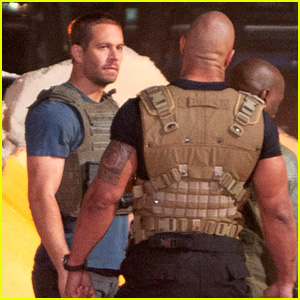 Paul Walker's Last Movie: Filmed 'Fast & Furious 7' This Month