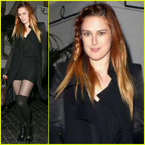 Rumer Willis Steps Out After 'Hawaii Five-0' Appearance