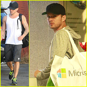 Ryan Phillippe Thanks Rachelle Lefevre For Being Awesome Movie Wife!