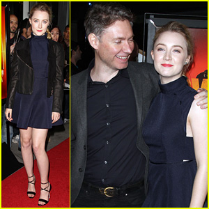 Saoirse Ronan: 'How I Live Now' Premiere!