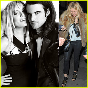 Sienna Miller & Tom Sturridge Star in Burberry Holiday Campaign!