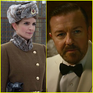 Tina Fey & Ricky Gervais: 'Muppets Most Wanted' Trailer - Watch Now!