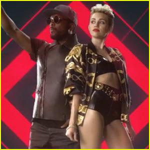 Will.i.am & Miley Cyrus: 'Feelin Myself' Video Premiere!