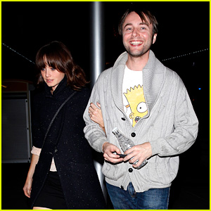Alexis Bledel: Movie Date with Fiance Vincent Kartheiser!
