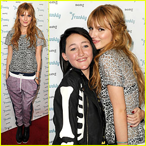 Bella Thorne: DigiFest LA with Noah Cyrus!