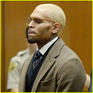 Chris Brown Probation Revoked Over October Arrest Chris