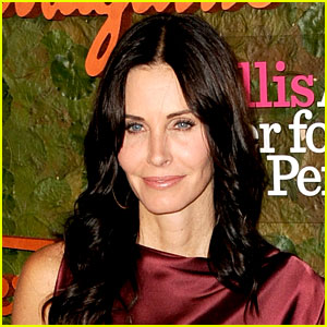 Is Courteney Cox Dating a Member of Snow Pat
