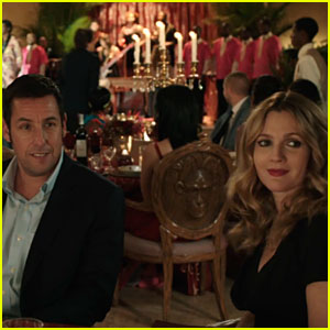 Drew Barrymore & Adam Sandler: 'Blended' Official Trailer - Watch Now!
