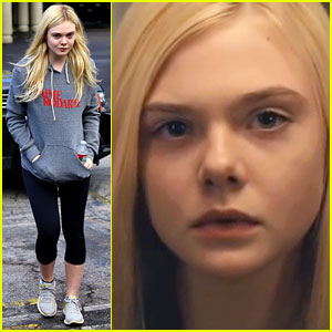 Elle Fanning Stars in Shocking Short Film About Bulimia (Video)