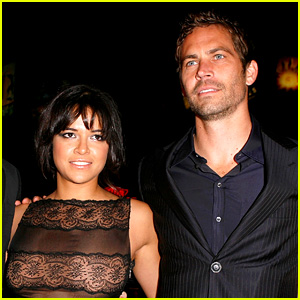 Fast & Furious' Michelle Rodriguez Pays Tribute to Paul Walker
