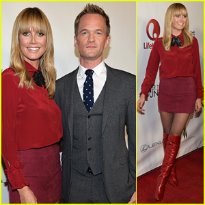 Heidi Klum & Neil Patrick Harris: 'Under The Gunn' Finale Fashion Show!