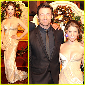 Hugh Jackman & Anna Kendrick: TNT Christmas in Washington!