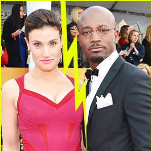 Idina Menzel & Taye Diggs Split After 10 Years of Marriag