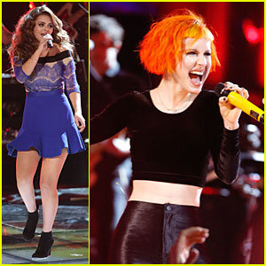 Jacquie Lee & Paramore: 'The Voice' Finale Performance (Video)!