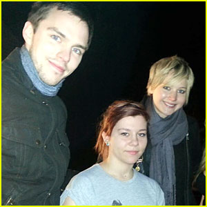 Jennifer Lawrence & Nicholas Hoult Spend Holidays Together!