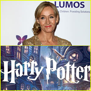 JK Rowling Bringing 'Harry Potter' Stage Play to Life!