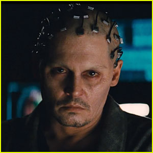Johnny Depp: 'Transcendence' Official Trailer - Watch Now!