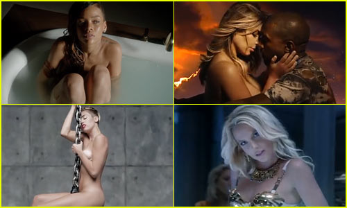 Just Jared's Most Popular Music Videos 2013