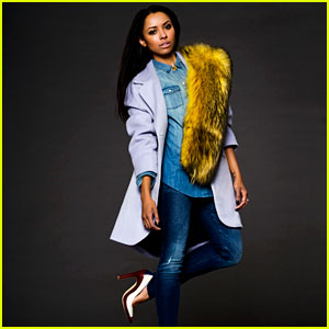 Kat Graham: Just Jared Portrait Session Star! (Exclusive!)
