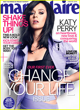 Katy Perry: I Wasn't Ready to Have Children with Russell Brand