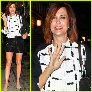 Kristen Wiig Was Drawn to 'Walter Mitty' Because it Was Dramatic