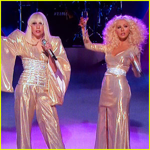 Lady Gaga & Christina Aguilera: 'Do What U Want' Duet