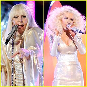 Lady Gaga & Christina Aguilera Releasing 'Do What U Want' Studio Version!