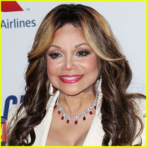 LaToya Jackson Got Married! M