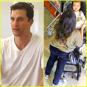Matthew McConaughey: Holiday Plans Revealed!