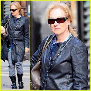 Meryl Streep Will Receive Icon Award at Palm Springs Festival