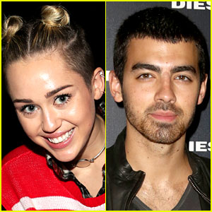 Miley Cyrus Defends Introducing Joe Jonas to Weed