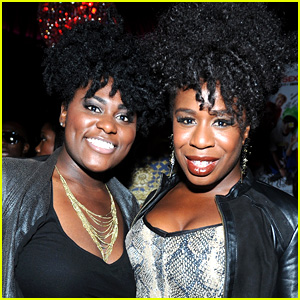 OITNB's Crazy Eyes & Taystee Make a Christmas Music Video!