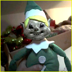 'Paranormal Activity' Haunts Elf on a Shelf in Creepy New Trailer!