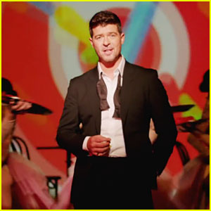 Robin Thicke: 'Feel Good' Music Video - Watch Now!