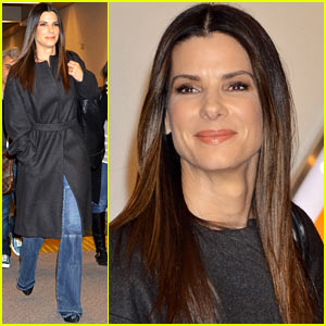 Sandra Bullock: Life is a Series of Disastrous & Painful Moments