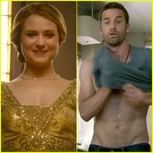 Scott Speedman Goes Shirtless in 'Barefoot' Trailer!