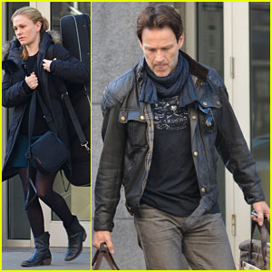 Stephen Moyer: It Will Be Hard to Walk Away From 'True Blood'
