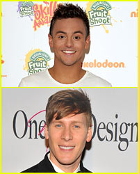 Tom Daley Initiated Romance with Dustin Lance Black!