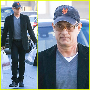 Tom Hanks Talks Disneyland's Dirty Secrets!