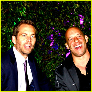 Vin Diesel: Paul Walker's Mom Gave Me Strength After His Death