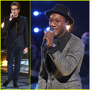 Will Champlin & Aloe Blacc: 'The Voice' Finale Performance (Video)!
