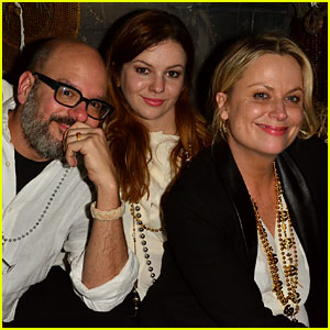 Amy Poehler & Amber Tamblyn: 'Sleep No More' NYE Party