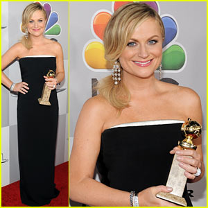 Amy Poehler - NBC Golden Globes Party 2014