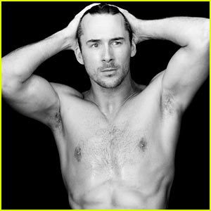 Revenge's Barry Sloane: Shirtless for Naked 'British Cosmopolitan' Shoot!