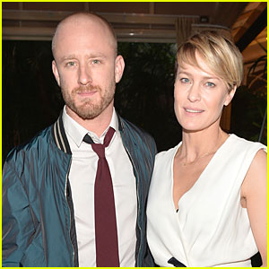 Ben Foster & Robin Wright: Engaged After 2 Years of Dating!